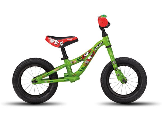 Ghost Powerkiddy AL 12 Løbecykel Børn grøn (2019) | Learner Bikes